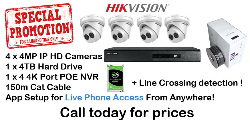 CCTV Bromley Special Offers