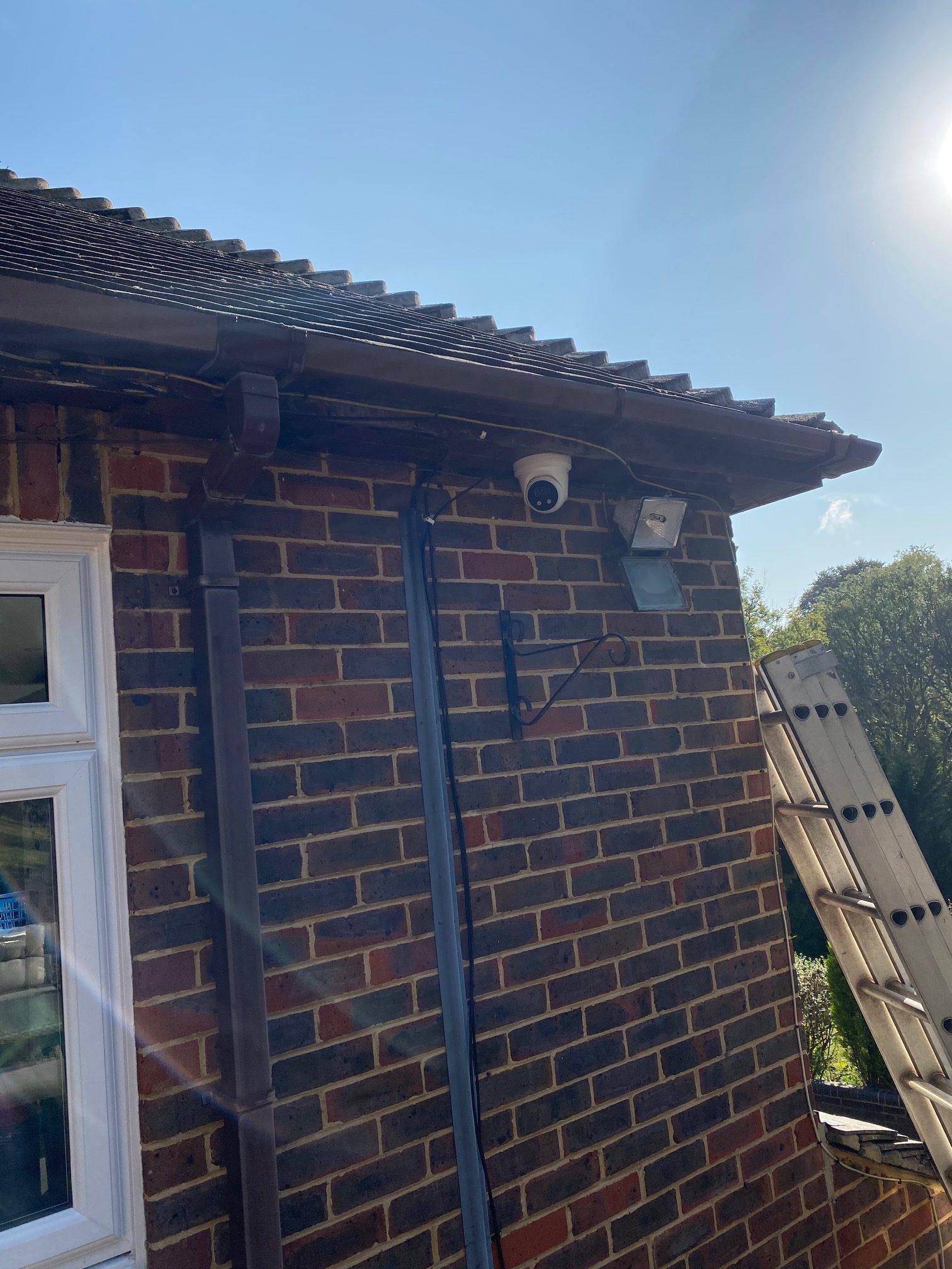 4K CCTV Installation Sevenoaks
