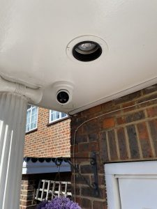 Hikvision 4k CCTV installation Beckenham