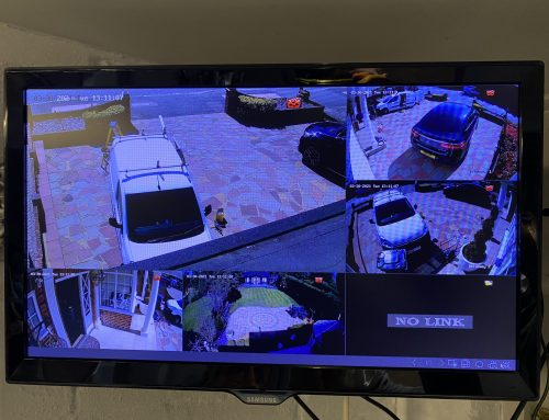 4K CCTV With PTZ Beckenham