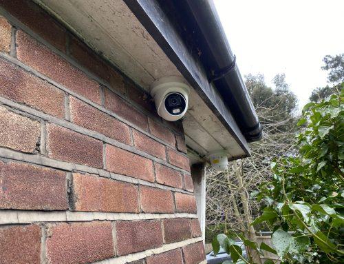 Colourvu CCTV Install Hayes Bromley